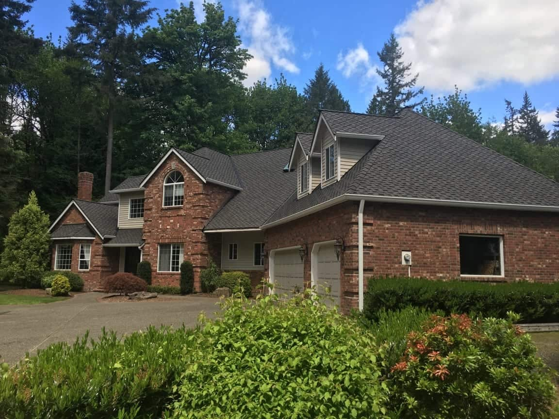 residential roof replacement woodinville composite