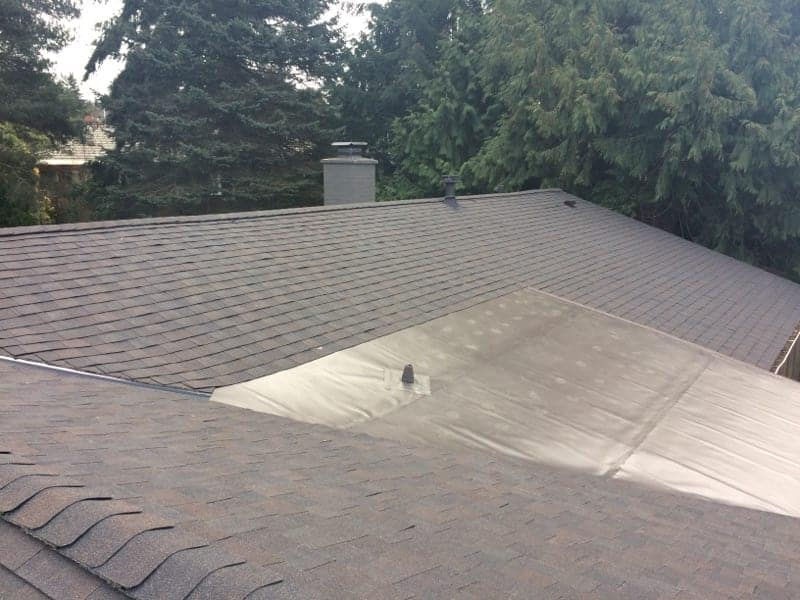 Roof Replacement in Federal Way