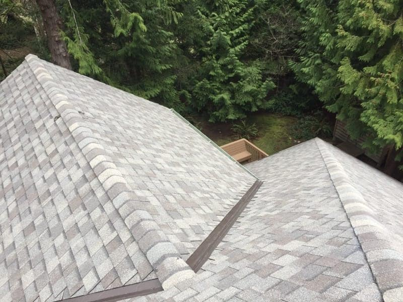 Composite Roofing Installation