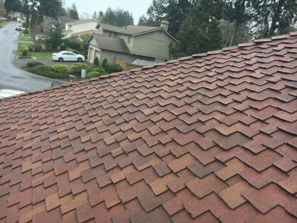 Lakewood Composite Roof Valentine Roofing