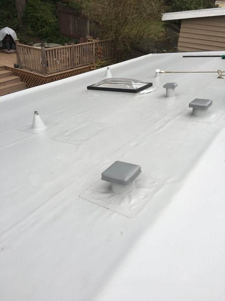 roof replaced shoreline