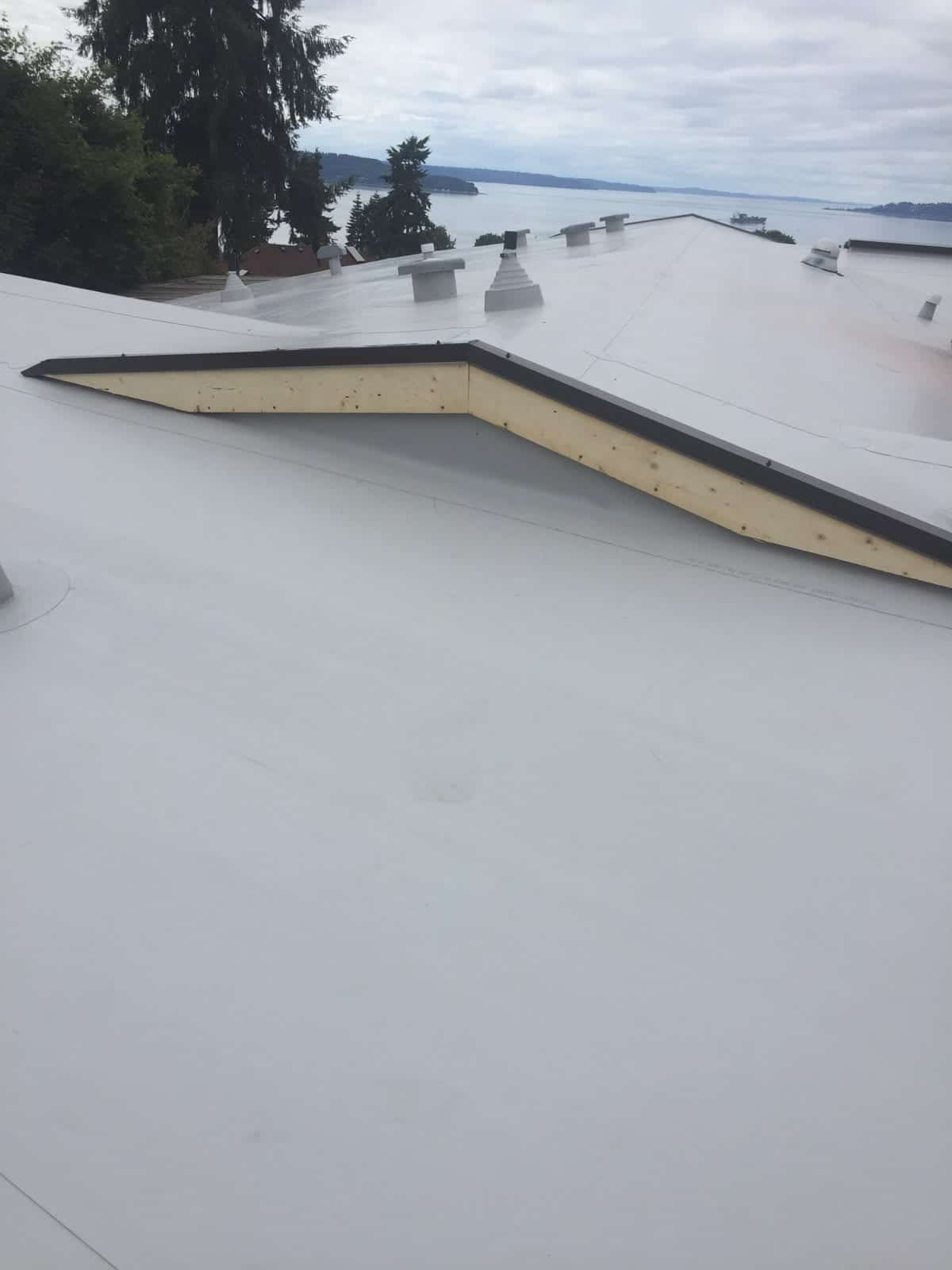 Pvc The Best Choice For Low Sloped Roofs Valentine Roofing