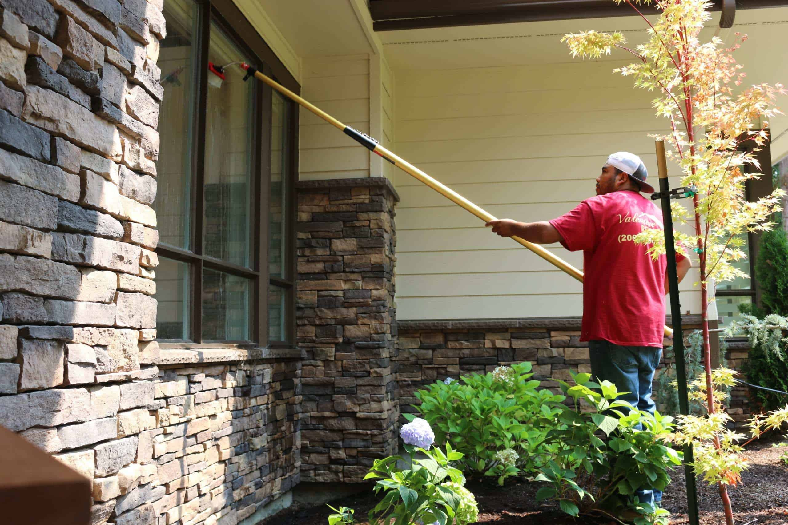 """Featured image for """"Valentine Roofing Window Cleaning"""""""