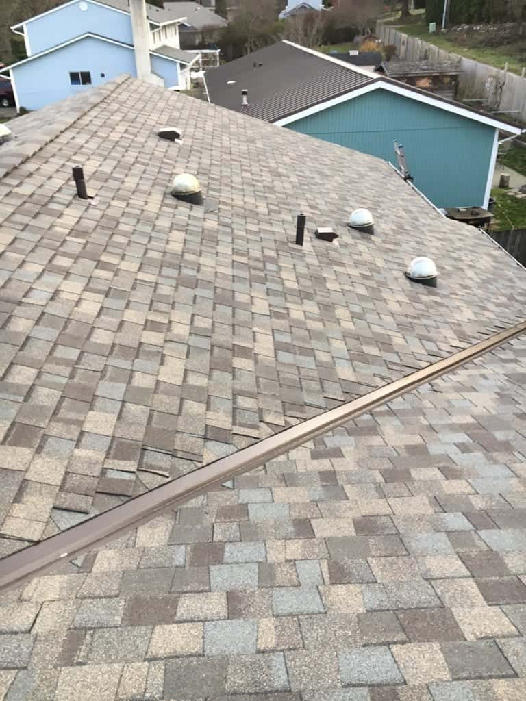 """Featured image for """"Finished Roof in Bainbridge Island"""""""