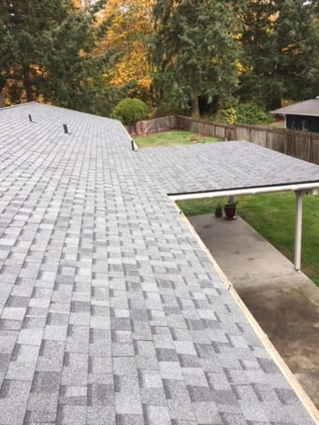 """Featured image for """"May Creek Roofing Project"""""""
