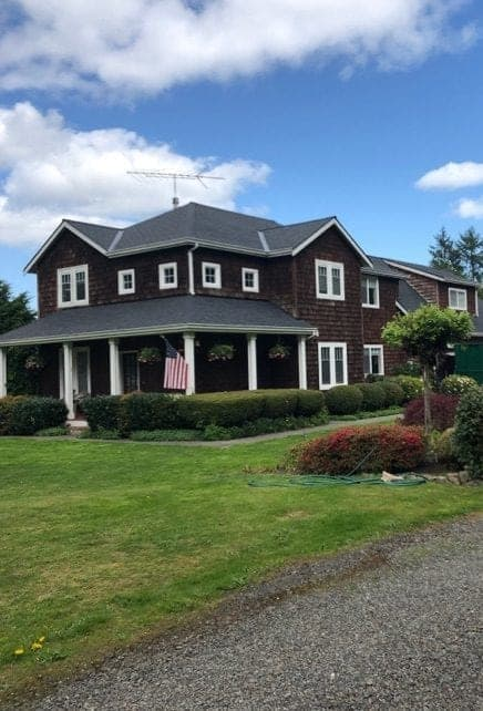 """Featured image for """"Poulsbo, WA ReRoof and Gutters"""""""
