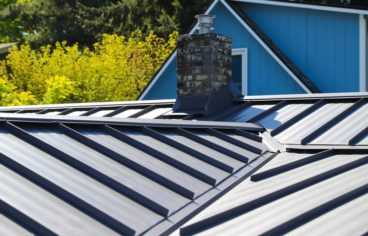 """Featured image for """"Metal Roofing vs. Traditional Roofing"""""""