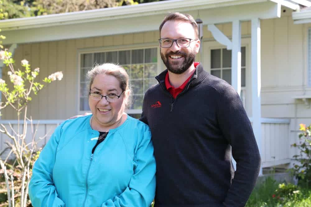 """Featured image for """"Peace of Mind Program Brings a New Roof to Renton Resident"""""""