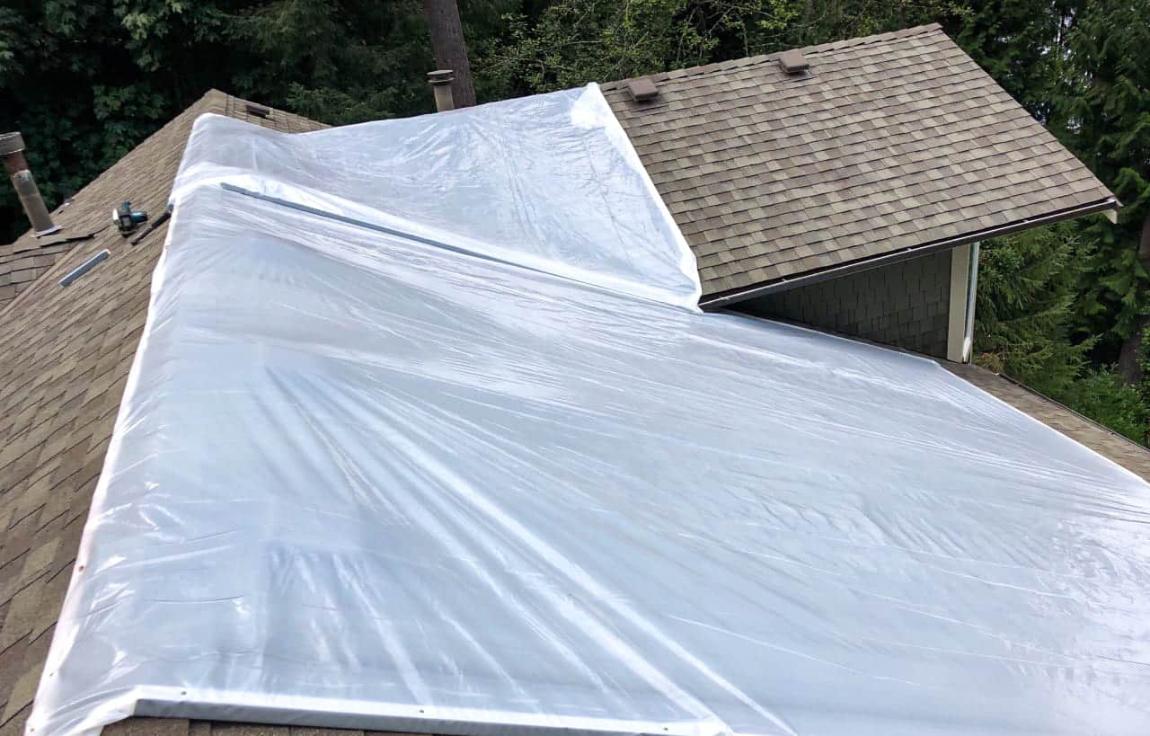 """Featured image for """"Leaking Roof? Fix it Now."""""""