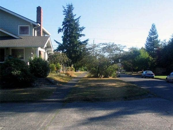 Residential Roof Replacement done by Valentine Roofing in University Place, WA