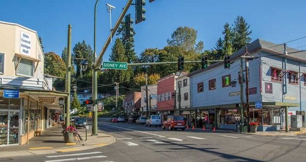 Crossroads Downtown Port Orchard