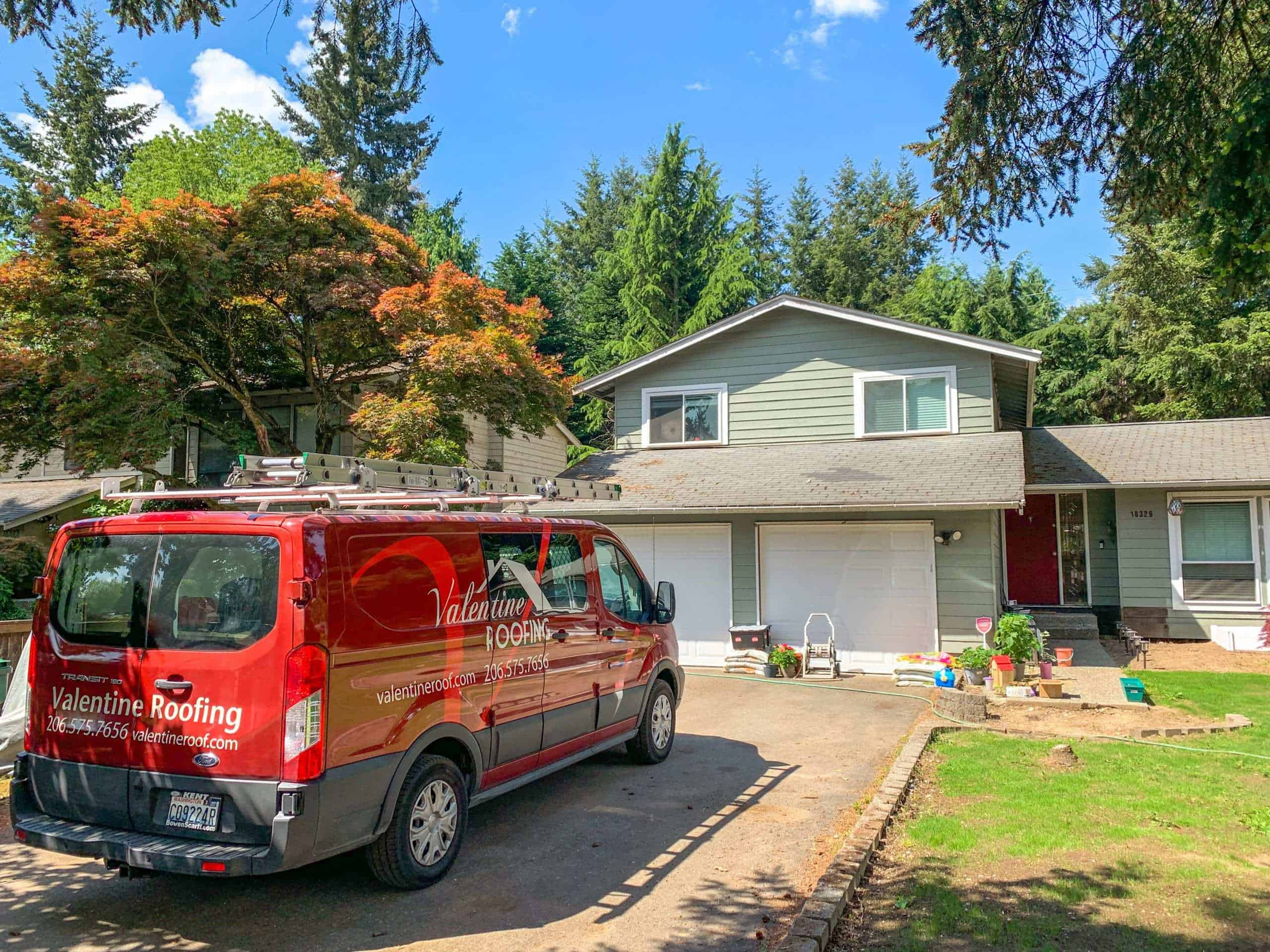 Virtual Roofing Estimates by Valentine Roofing - Professional Residential Roofing Contractor - Seattle, WA Tukwila, WA Marysville, WA