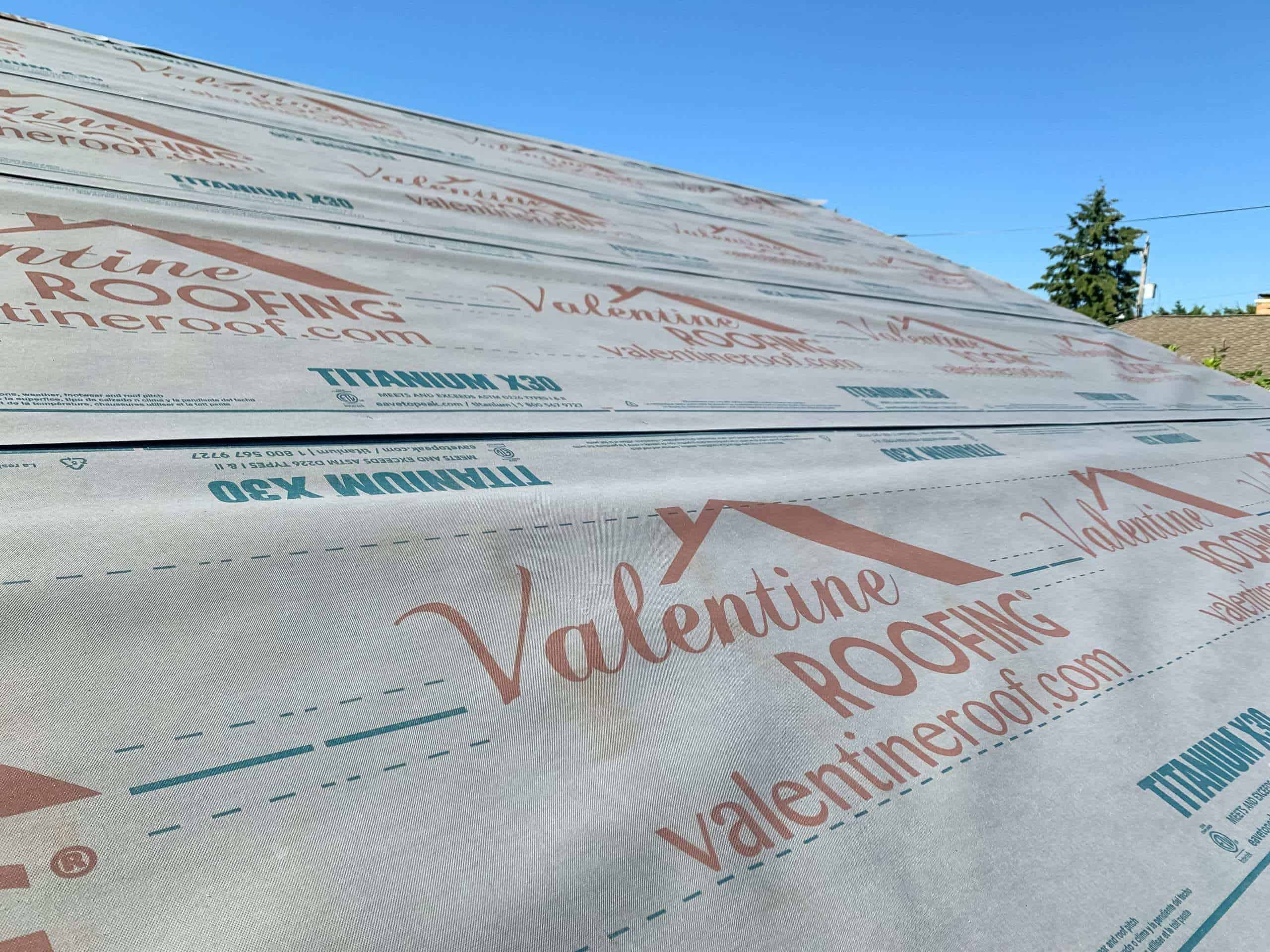 "Featured image for ""Titanium X-30 is The Northwest's Best New Fully Synthetic Underlayment"""