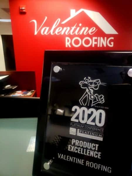 Roofing Award 2020