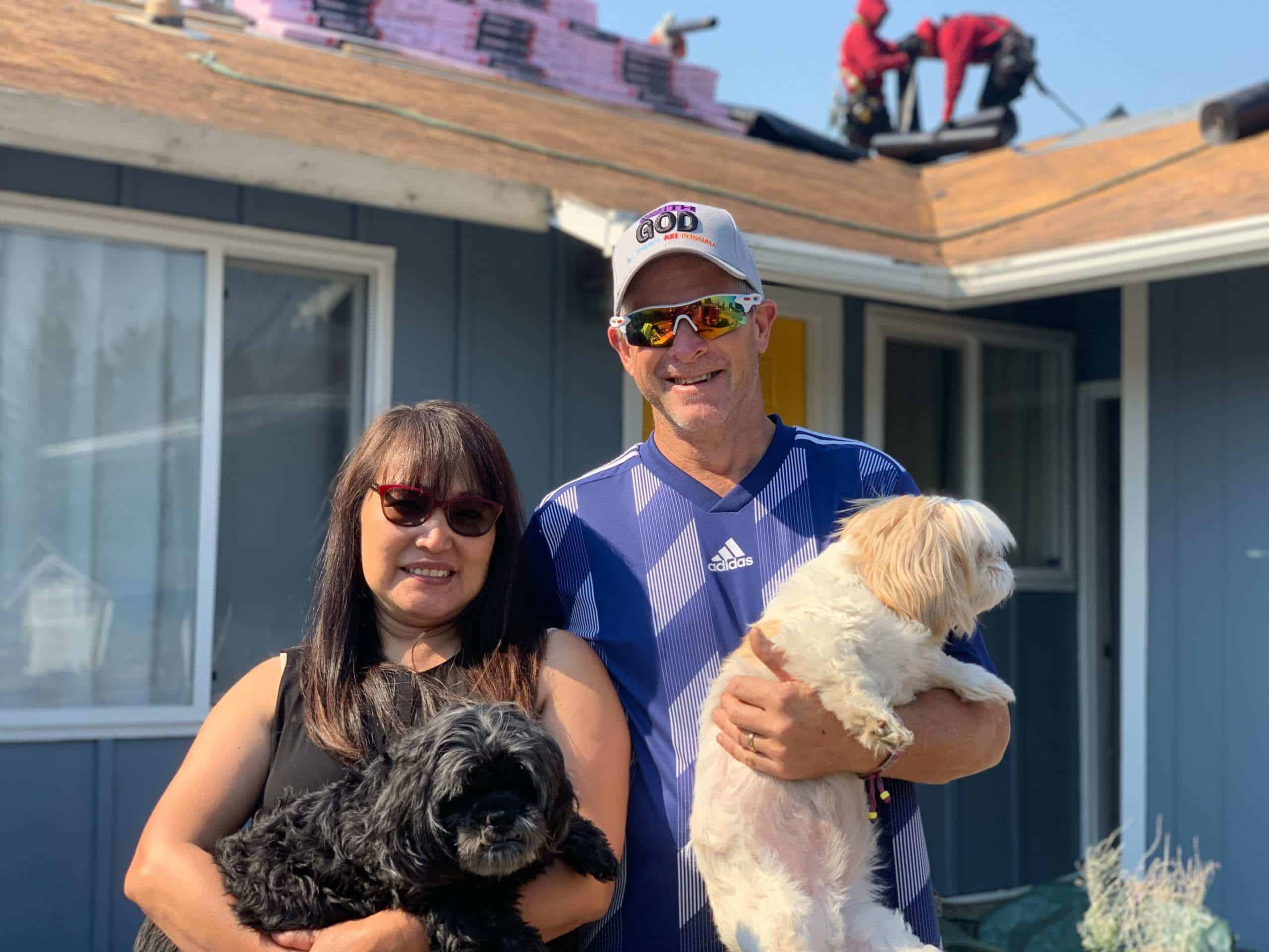 """Featured image for """"Peace of Mind Program Provides Free Roof to Devoted Marysville Missionaries"""""""
