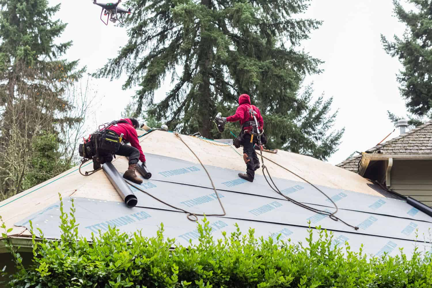 "Featured image for ""Year Round Roofing in the Pacific Northwest"""
