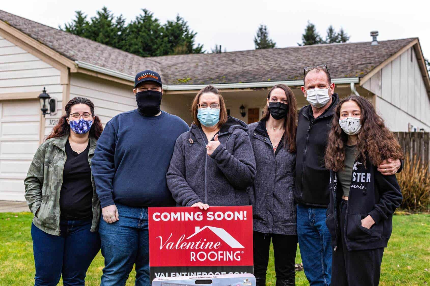 """Featured image for """"Peace of Mind Program Provides Free Roof and More to Spanaway Native"""""""