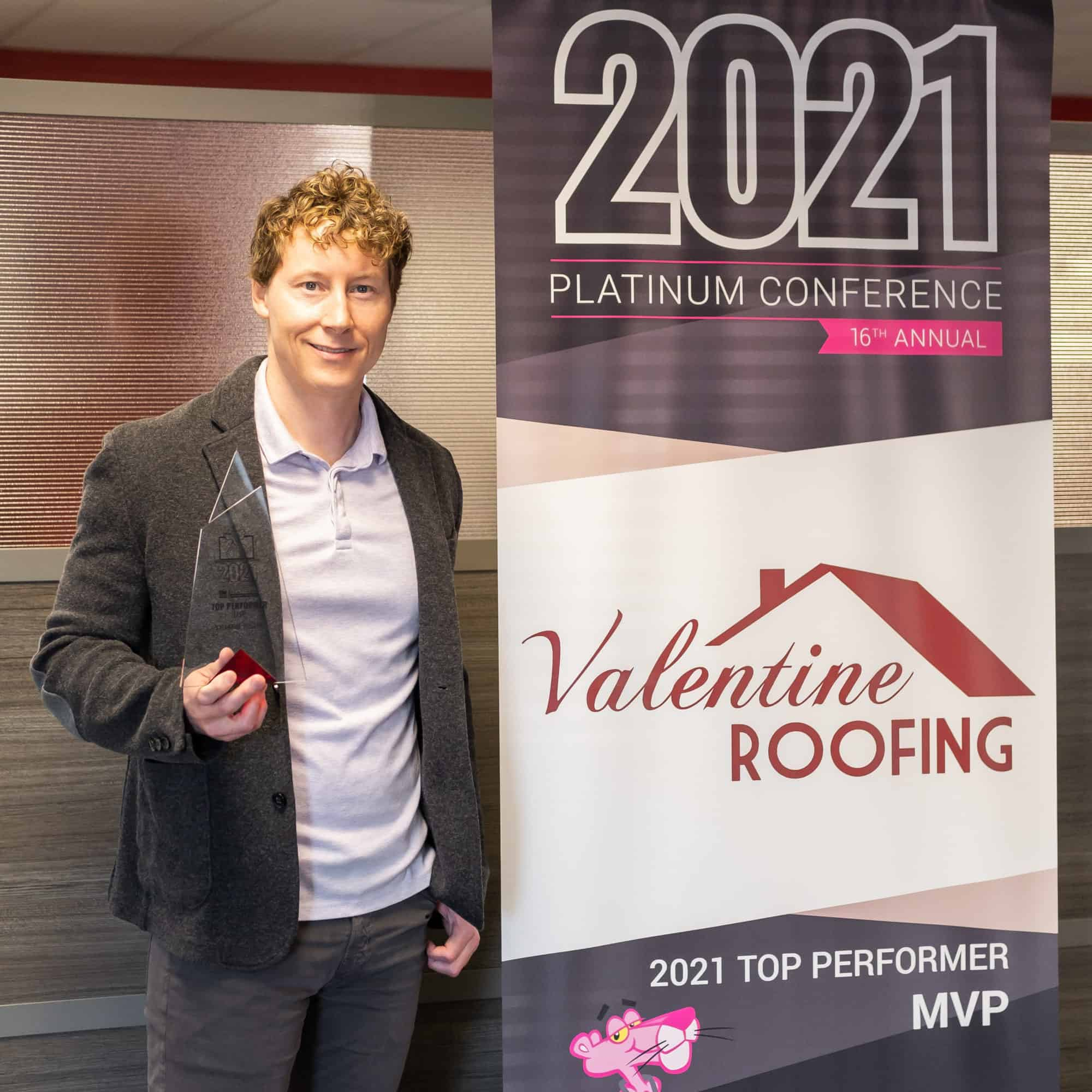 """Featured image for """"Valentine Roofing Celebrates 13 Years!"""""""