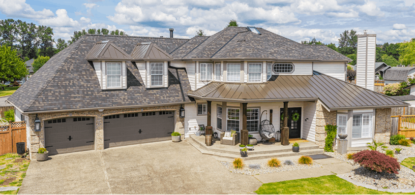 new roof curb appeal